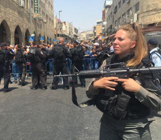 Al Aqsa Mosque Clashes: 6 Killed as Jerusalem Shrine Tensions Worsen