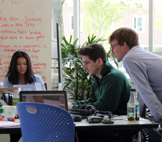 Colleges Nurture Student Entrepreneurs Through School-Sponsored Programs