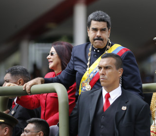 Senior Venezuela Diplomat At U.N. Breaks with Maduro
