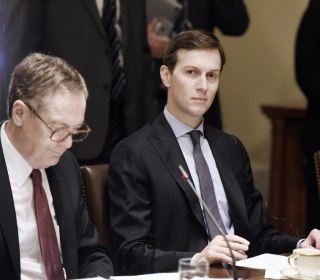 Kushner Faces Questions Monday on Russia Ties