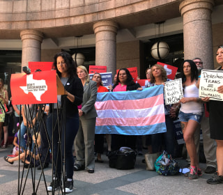 Texans Flood Statehouse to Speak Out Against 'Bathroom Bills'