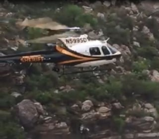17 Hikers Safely Rescued From Flooded Arizona Mountain Pass