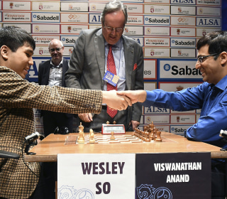 U.S. Chess Champion Wesley So Sets Sights on World Crown