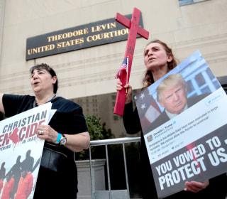 Federal Judge Blocks Mass Deportation of Iraqis