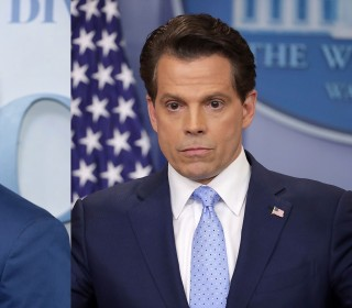 Mario Cantone Wants to Play Anthony Scaramucci on 'Saturday Night Live'