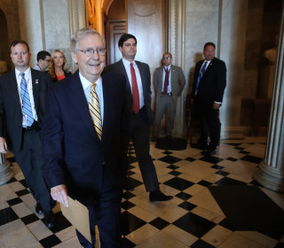 Senate Passes Key Vote to Move Forward on Health Care Bill