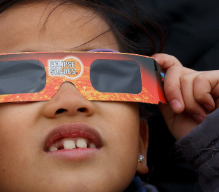 Sunglasses Won't Cut It: How to Keep Your Eyes Safe for the Eclipse