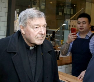 Cardinal George Pell Appears in Australian Court for Sex Abuse Hearing