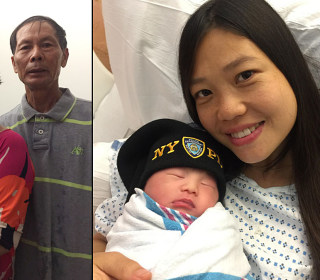 Slain NYPD Officer's Widow Gives Birth More Than Two Years After His Death