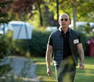 Jeff Bezos Is Now the World's Richest Man, Surpassing Bill Gates