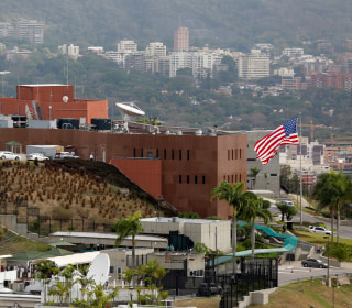 United States Orders Diplomats' Families to Leave Venezuelan Capital