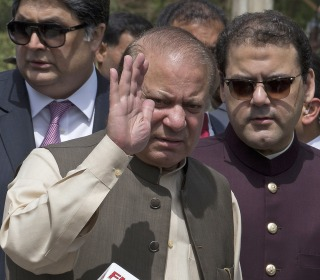 Pakistan PM Nawaz Sharif Ousted by Court Over Panama Papers Corruption Probe