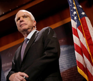 How John McCain Saved Senate Republicans From Themselves