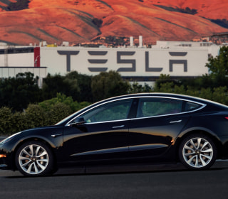 Tesla Hands Over First Model 3 Electric Cars to Early Buyers