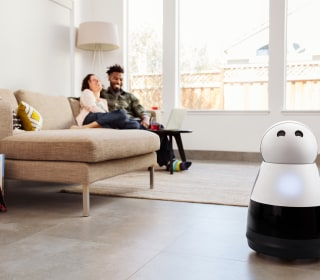 Would You Want a Robot Paparazzo for Your Home?