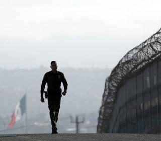 U.S. Waives Environmental Reviews for California Border Wall