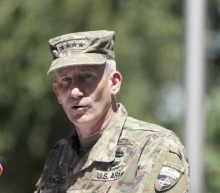Mattis Defends Afghanistan Commander John Nicholson Following Trump Criticism
