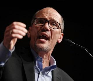 DNC Chief Rebuilds a Broken Party Organization