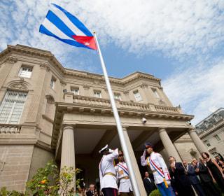 Cuba Says It's Investigating 'Incidents' Involving U.S. Diplomats