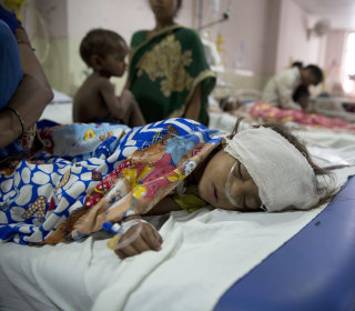 Indian State Suspends Hospital Chief After 60 Children Die
