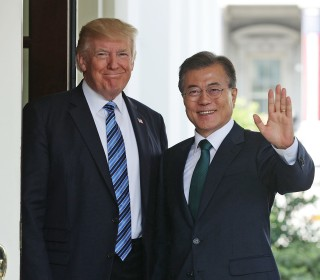 South Korean President Claims Veto Power Over Any Military Action on Peninsula
