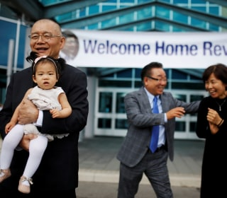 Canadian Pastor Released From North Korea Describes Solitary Confinement