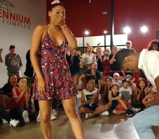 Meet the Couple Whose Mid-Dance Proposal Went Viral