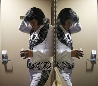 40 Years After Death of Elvis Presley, the Faithful Still Flock to Graceland