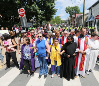 OutFront: Queer Latinx Reverend Confronts Hate in Charlottesville