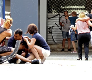 Barcelona Terror Attack: Van Ramming Kills at Least 13, Injures Dozens, Suspect Arrested