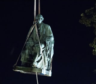 Roger Taney Statue Removed From Maryland State House