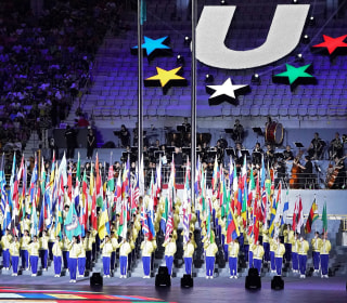 Athletes Carry Family Dreams to Taipei's 2017 Summer Universiade Games