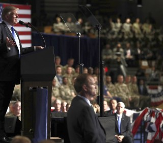 First Read's Morning Clips: Trump's Afghanistan Plan