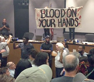 Charlottesville City Council Meeting Erupts Over White Nationalist Rally