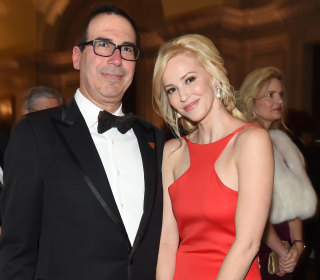 Mnuchin's Wife Defends Wealth in Rant Against Instagram User's Criticism