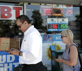 Near-Record Powerball Jackpot Sparks Lottery Fever Across United States