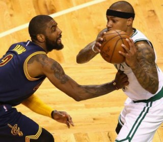 Blockbuster Deal: Kyrie Headed to Boston in Exchange for Thomas