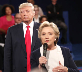 In New Book, Hillary Clinton Says 'My Skin Crawled' During Debate With Trump