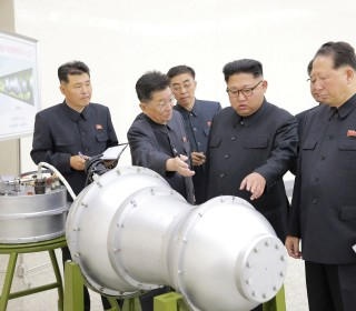 What Would Happen if North Korea Tested an H-Bomb Over the Pacific?