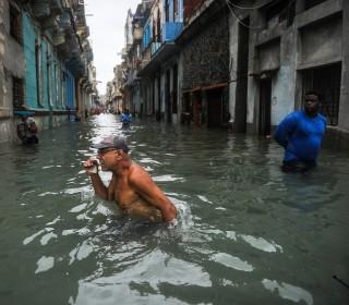 Hurricane Irma Carves Path of Destruction in Caribbean