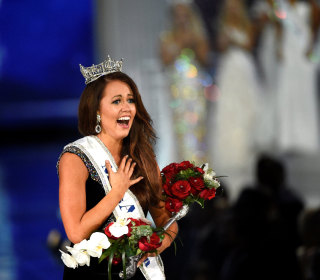 Miss North Dakota Cara Mund Is the New Miss America