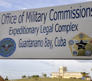 Pentagon upholds contempt ruling against top Guantanamo lawyer