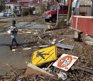 Congressional Black Caucus Pleads for More Help for Virgin Islands