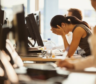 Is Constant Corporate Monitoring Killing Morale?