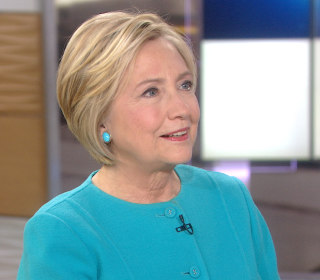 Hillary Clinton: I Was 'Dumbfounded' When Comey Reopened Email Probe