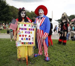 Juggalos Journey to D.C. in Protest of FBI's Gang Classification