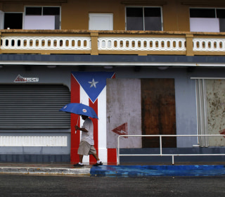 Bankrupt Puerto Rico Faces Direct Hit From Hurricane Maria