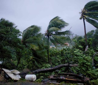 Hurricane Maria Devastates Dominica on Path to Puerto Rico