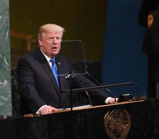 WATCH LIVE: Trump Tells U.N. Kim Jong Un 'Is on a Suicide Mission'