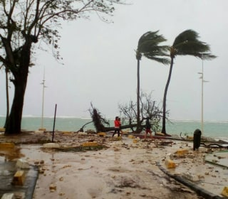 Evacuate or Die, Puerto Rico Officials Warn as Hurricane Maria Bears Down